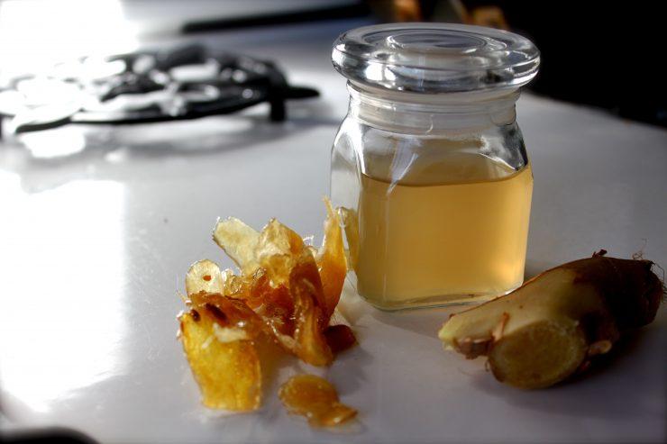 シロップ 自家製 ジンジャー 自家製ジンジャーエールの作り方!生姜シロップで年中飲める!